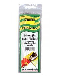 Vliesofix, textiel plakband